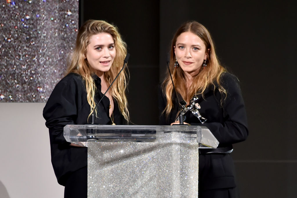 Mary Kate and Ashley