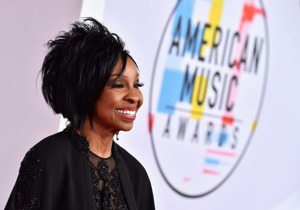 Gladys Knight attends the 2018 American Music Awards at Microsoft Theater on October 9, 2018 in Los Angeles, California.