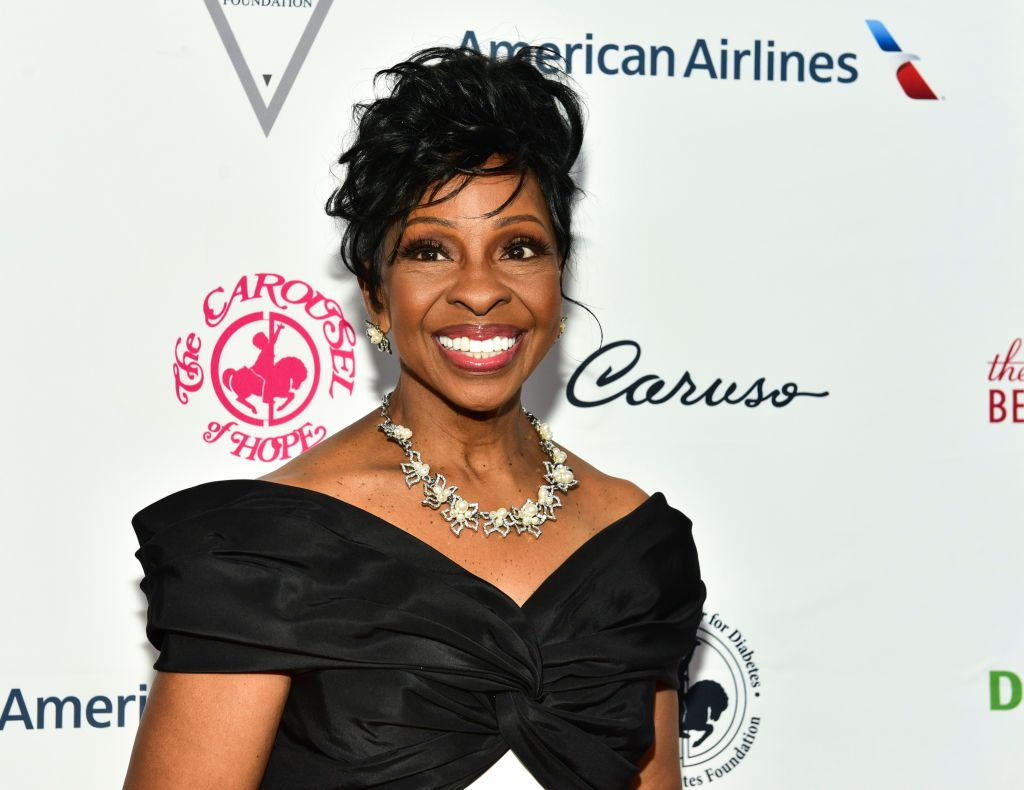 Gladys Knight attends the 2018 Carousel of Hope Ball at The Beverly Hilton Hotel on October 6, 2018 in Beverly Hills, California.