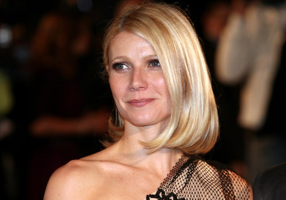 Gwyneth Paltrow close up