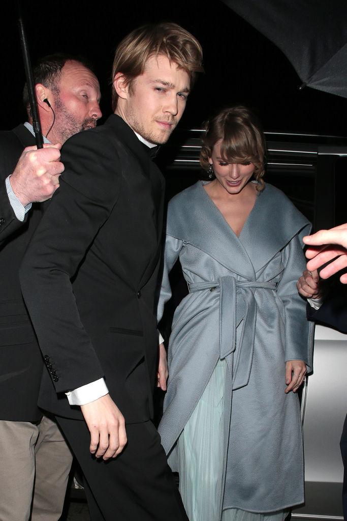 How Did Taylor Swift And Joe Alwyn Meet