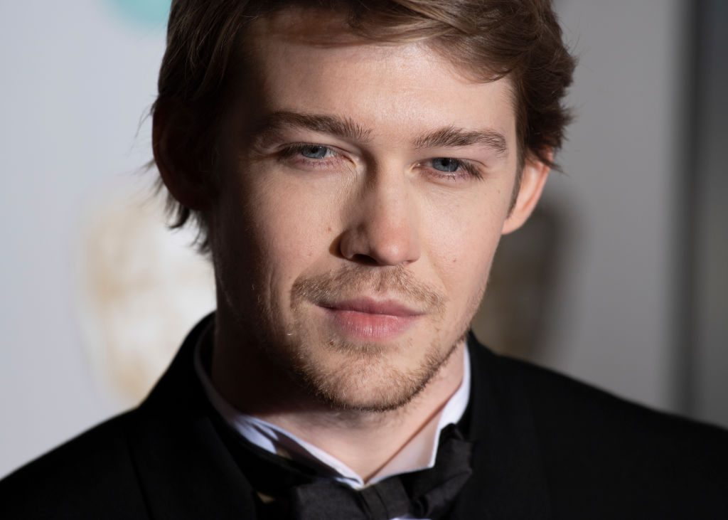 Joe Alwyn attends the EE British Academy Film Awards at Royal Albert Hall. | Gareth Cattermole/Getty Images