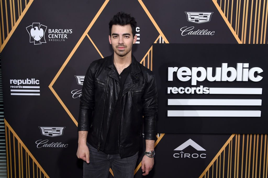 Joe Jonas | Jamie McCarthy/Getty Images for Republic Records