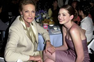 Anne Hathaway Reveals New Details About 'Princess Diaries 3'
