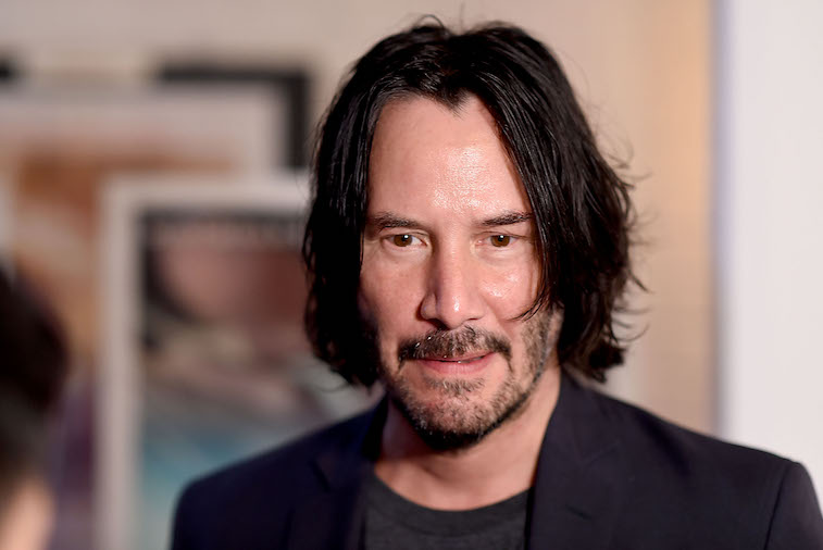 Keanu Reeves:Internet Can't Stop Praising Keanu Reeves For ...