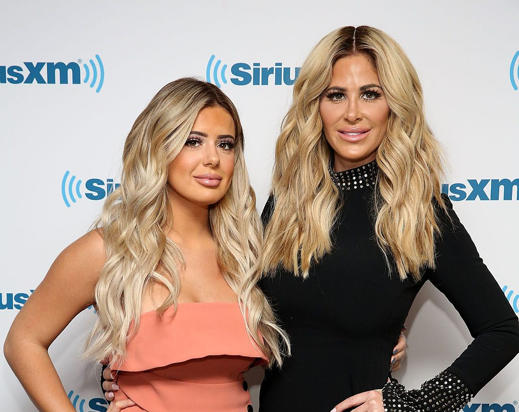 """""""Don't Be Tardy"""" Stars Kim Zolciak-Biermann and Brielle Biermann Open Up About Their Experiences With Plastic Surgery"""