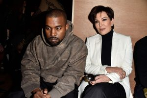Does Kris Jenner Like Kanye West?
