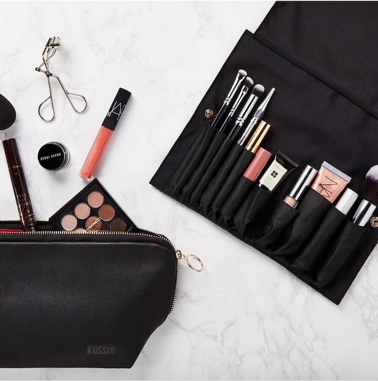 Kusshi Makeup Bag/ Organizer