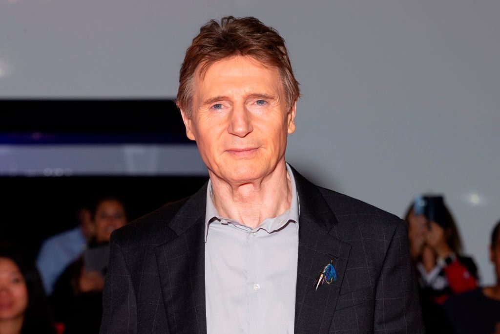 Liam Neeson | GEOFF ROBINS  AFP  Getty Images