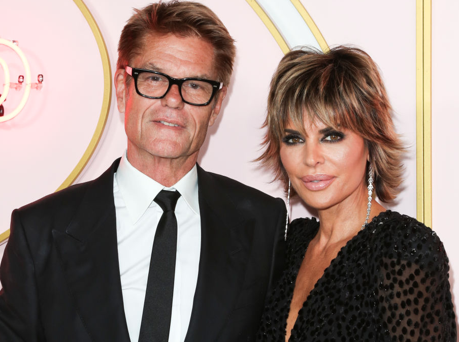RHOBH': What's the Secret to Lisa Rinna and Harry Hamlin's