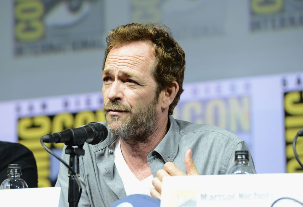 Luke Perry |  Albert L. Ortega/Getty Images