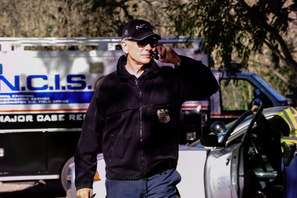 Mark Harmon as Agent Gibbs | Bill Inoshita/CBS via Getty Images