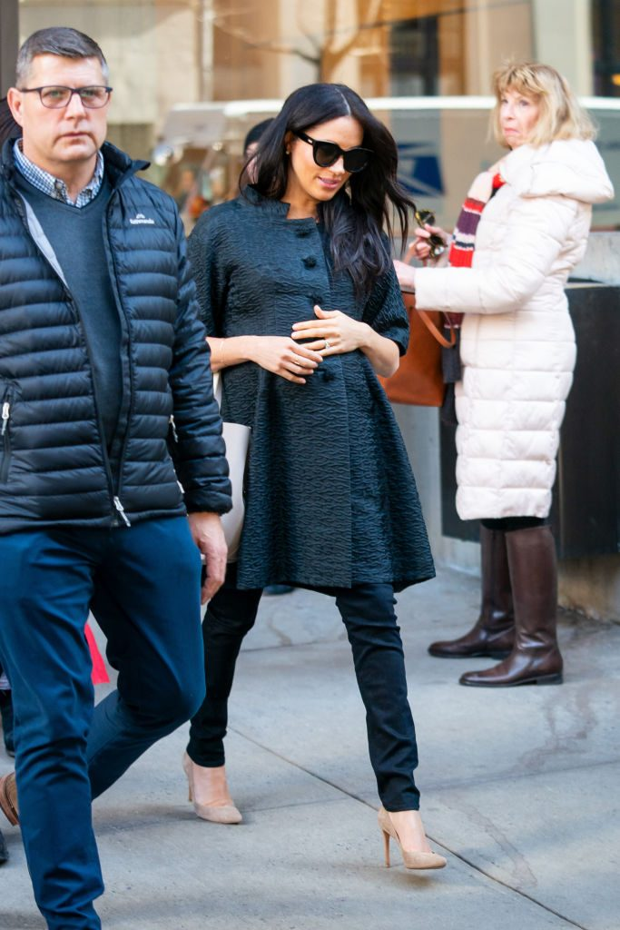 Meghan Markle in NYC