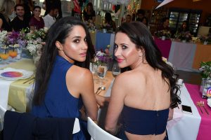 How Meghan Markle Stays Close With Friends in Her New Royal Life