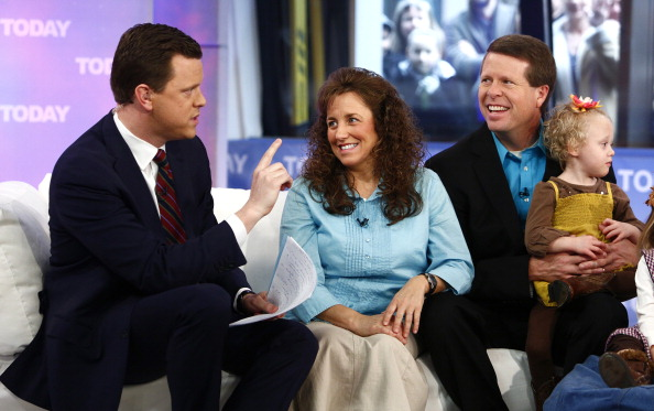 Michelle Duggar and Jim Bob Duggar