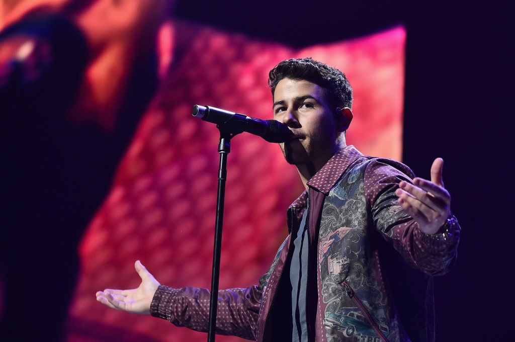 Nick Jonas   Theo Wargo/Getty Images for TIDAL