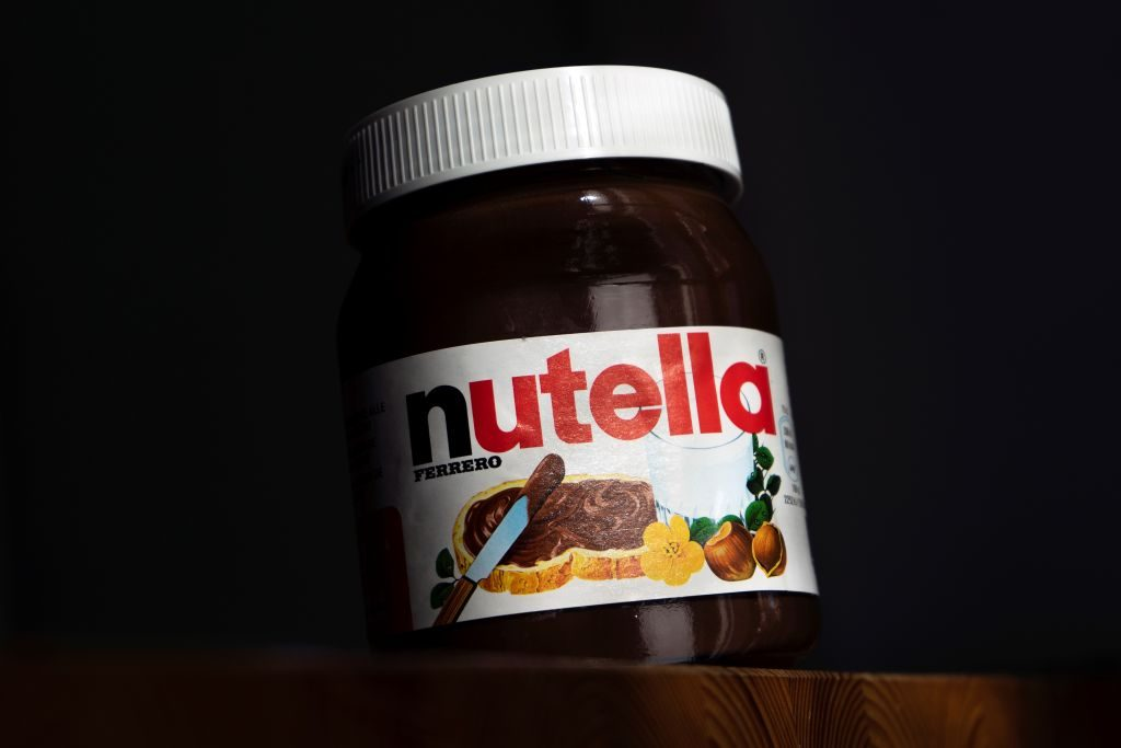 Nutella | Marco Bertorello /AFP/Getty Images