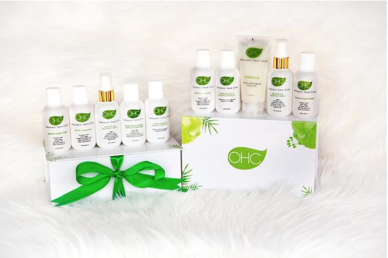 Organic Hair Care
