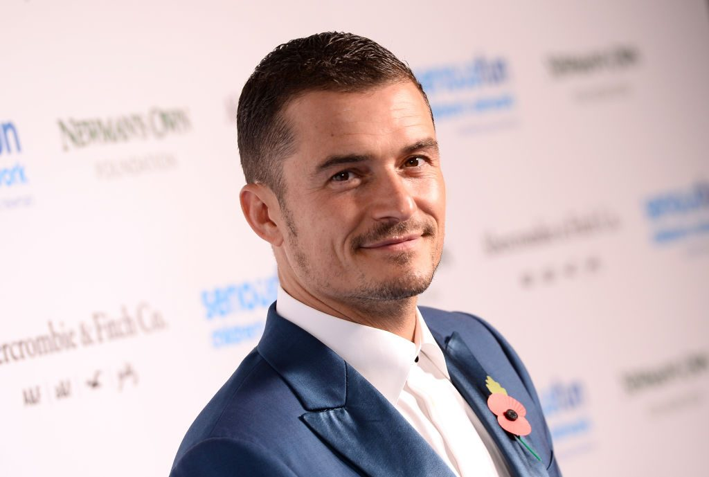 Orlando Bloom |  Jeff Spicer/Getty Images