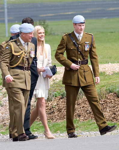 Chelsy Davy Prince Harry Prince Charles
