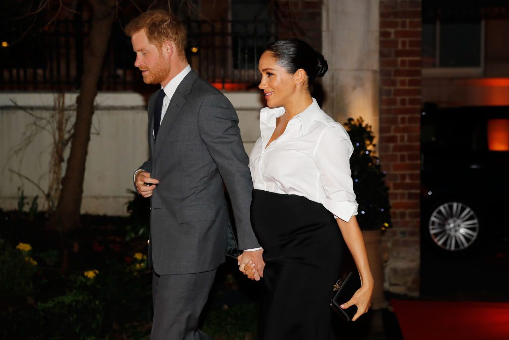 Revealed: Prince Harry and Meghan Markle Might Send Their Children to an American School