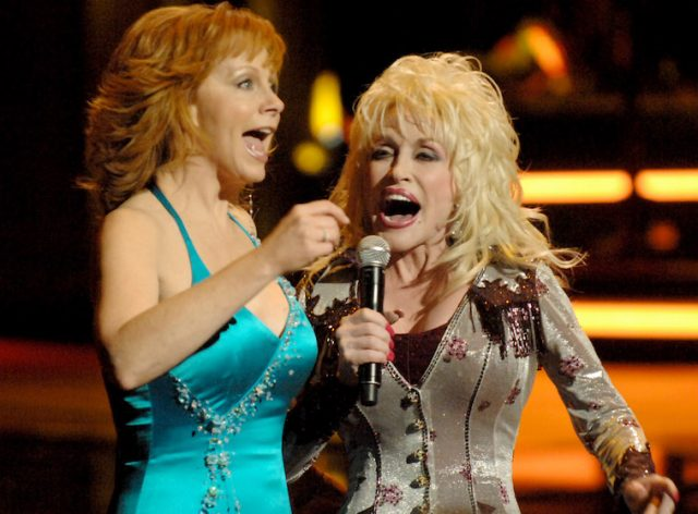Will Reba McEntire and Dolly Parton Ever Team Up for a Full Album?