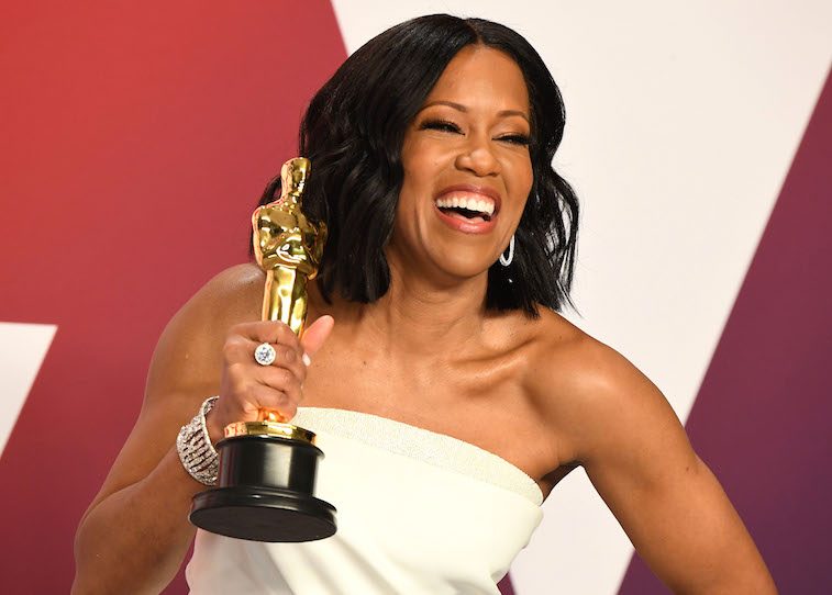 How Old Was Regina King When She Won Her First Oscar?