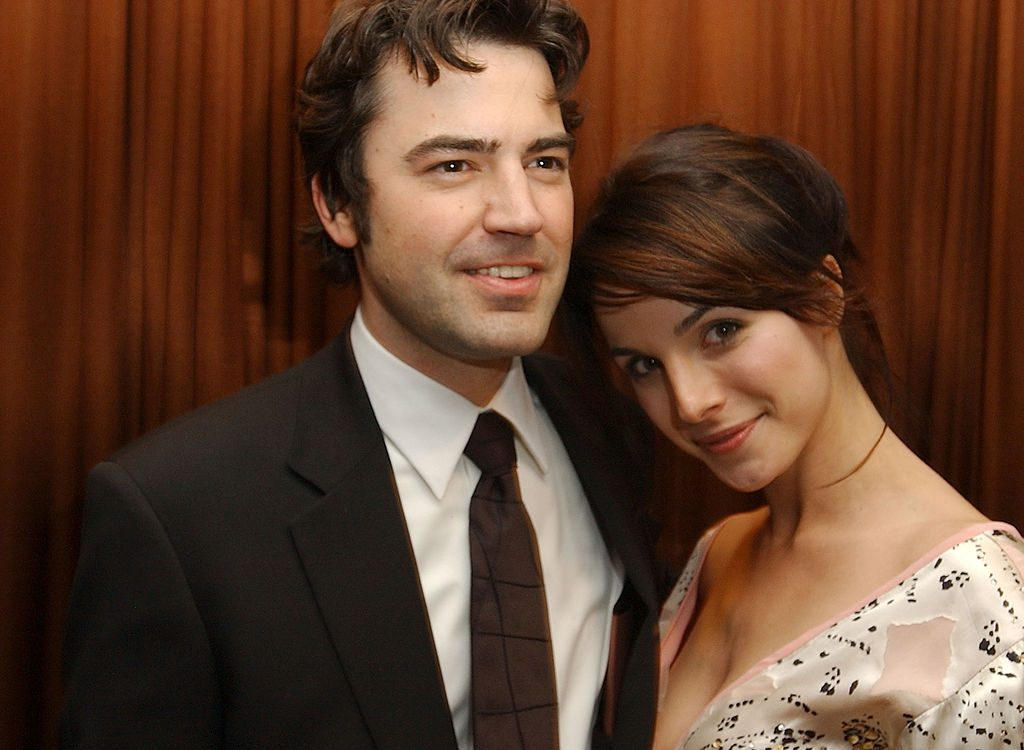 Ron Livingston and Lisa Sheridan | M. Caulfield/WireImage