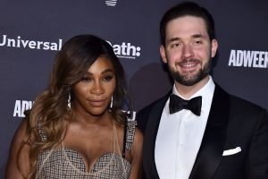 Serena Williams and Alexis Ohanian Thought They Had Nothing in Common When They First Met