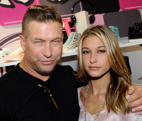 Stephen and Hailey Baldwin