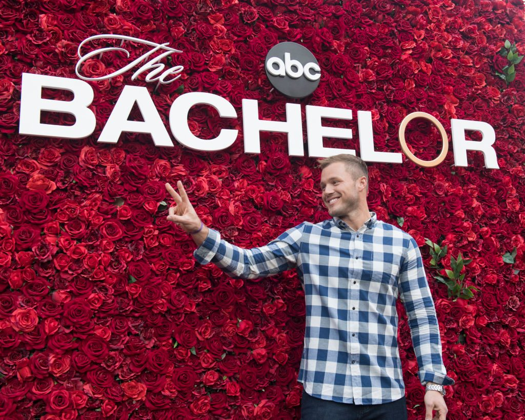 The Bachelor's Colton Underwood | Aaron Poole via Getty Images