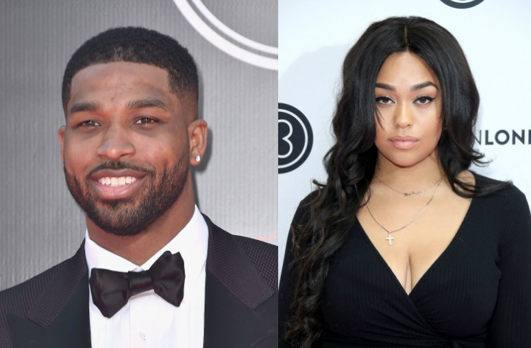 Tristan Thompson and Jordyn Woods