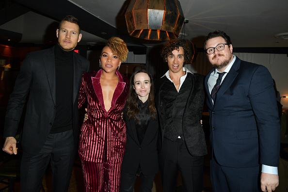 'The Umbrella Academy' Cast