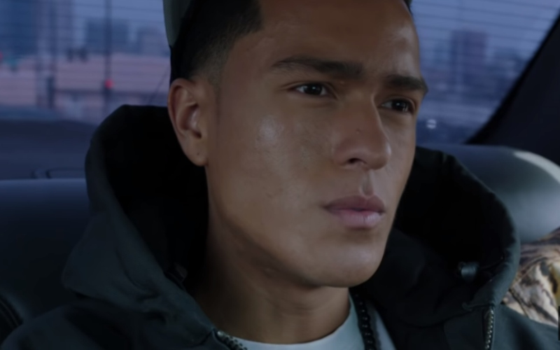 Jeff Lima as Leon Cruz on Chicago Fire