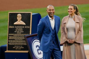 Derek Jeter's Wife Gives Birth to a Baby Girl: How Many Kids Do Derek and Hannah Jeter Have?
