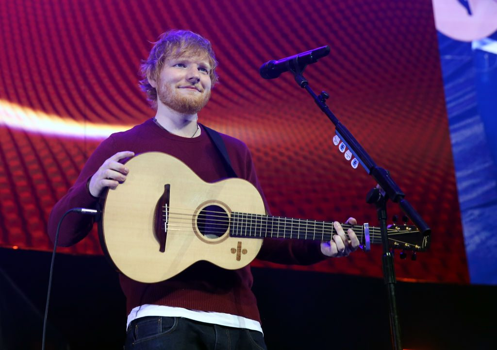 Ed Sheeran Marries Cherry Seaborn in Secret Wedding