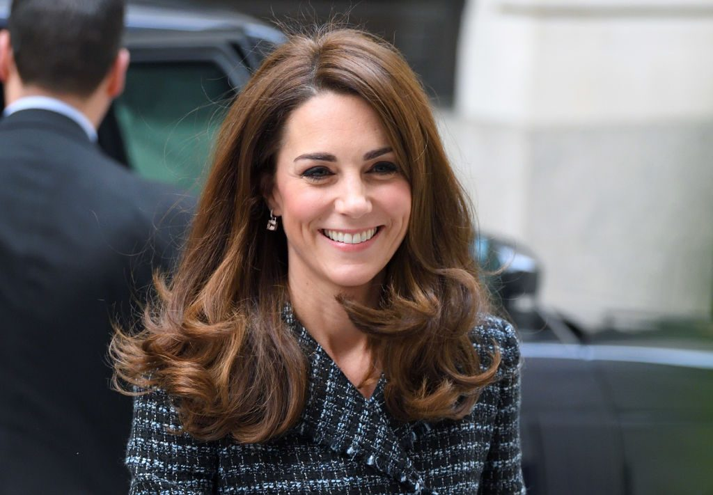 Kate Middleton at Mental Health and Education conference.