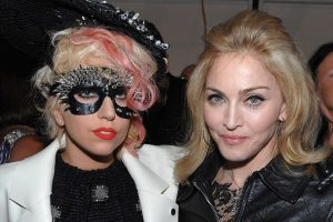 Madonna & Lady Gaga Hung Out After The 2019 Oscars
