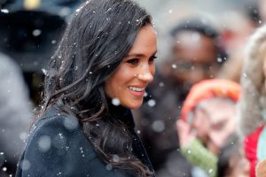 How Meghan Markle Disguised Herself in New York City for Her Baby Shower