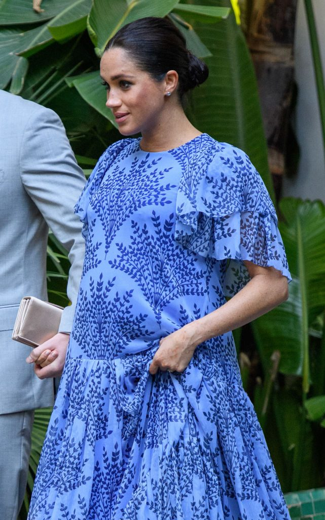 Meghan Markle due date guesses.