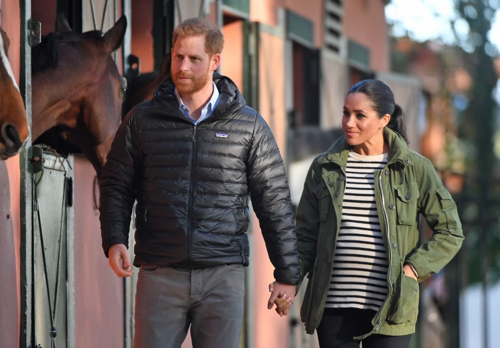 Who will be Prince Harry and Meghan Markle's baby's godparents?