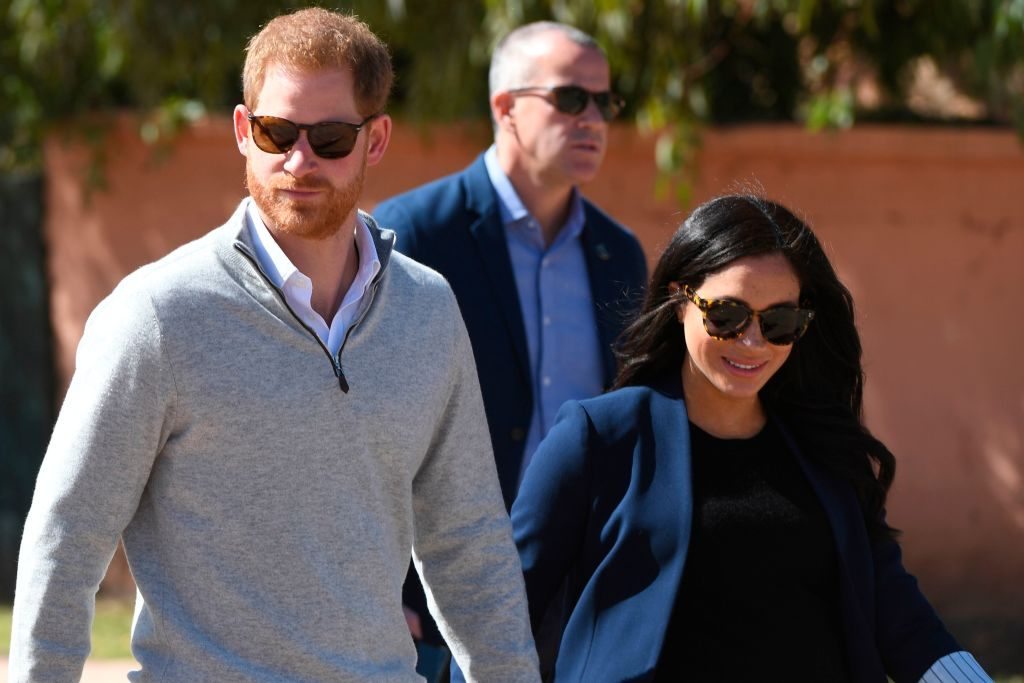Meghan Markle and Prince Harry in Morocco, where Duchess of Sussex shows off her French skills.