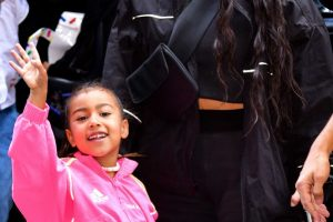 North West Already Has a Boyfriend, and He's Buying Her Jewelry From Tiffany's