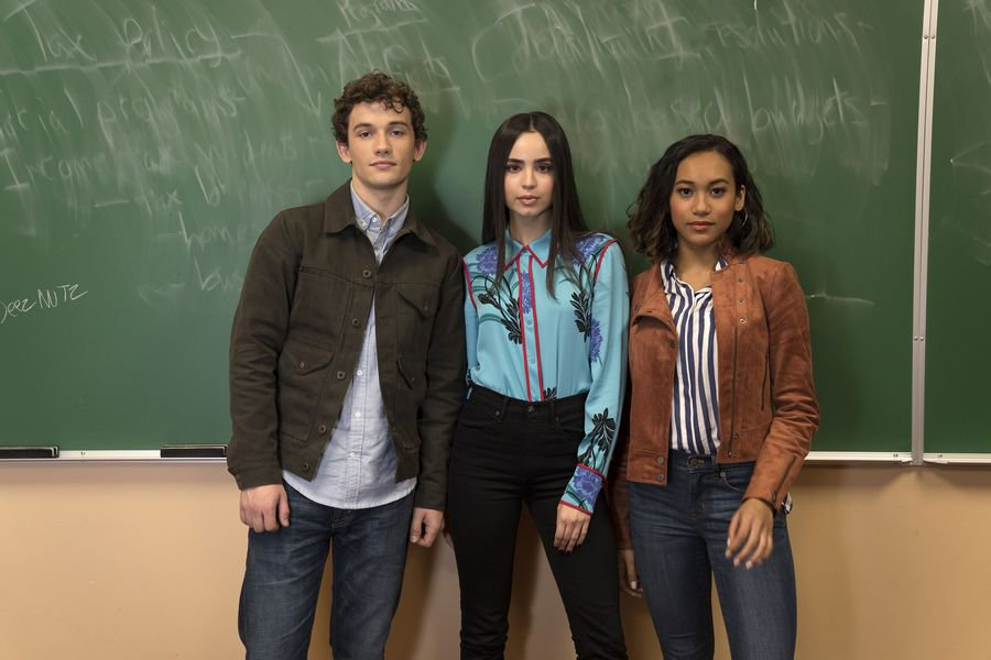 Who Is In the 'Pretty Little Liars' Spin-Off 'The Perfectionists'?