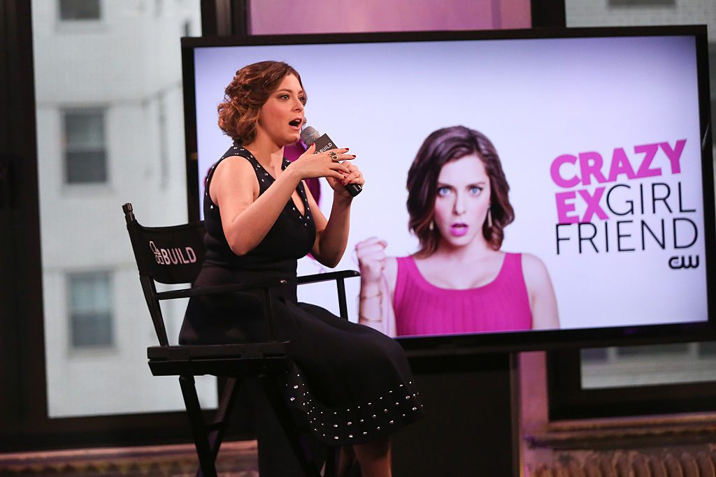 Rachel Bloom Crazy Ex-Girlfriend
