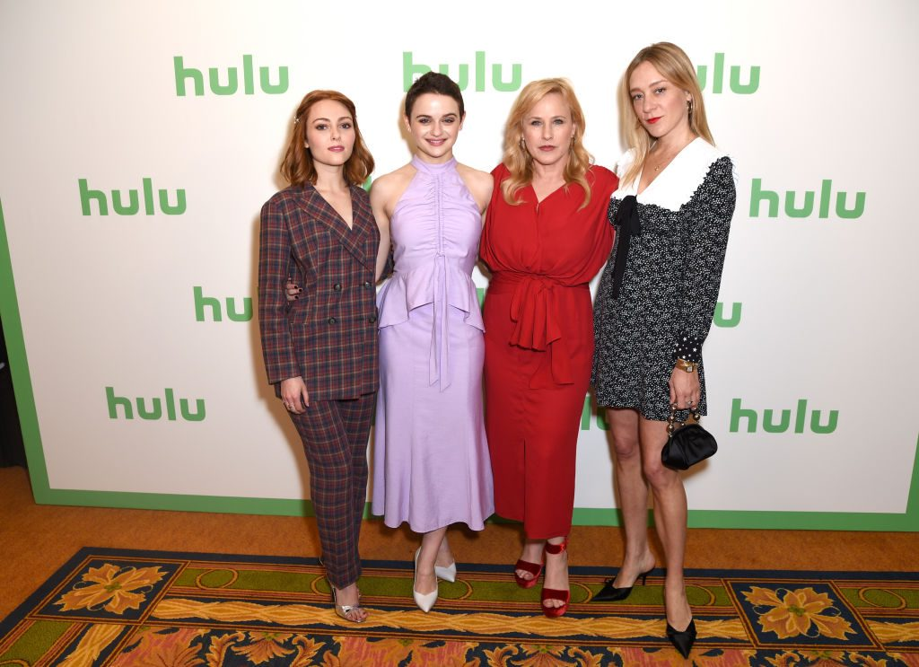 AnnaSophia Rob, Joey King, Patricia Arquette and Chloë Sevigny