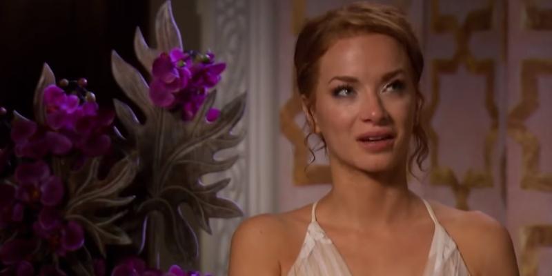 Elyse Dehlbom on The Bachelor