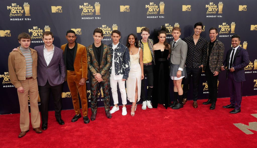 '13 Reasons Why' Cast