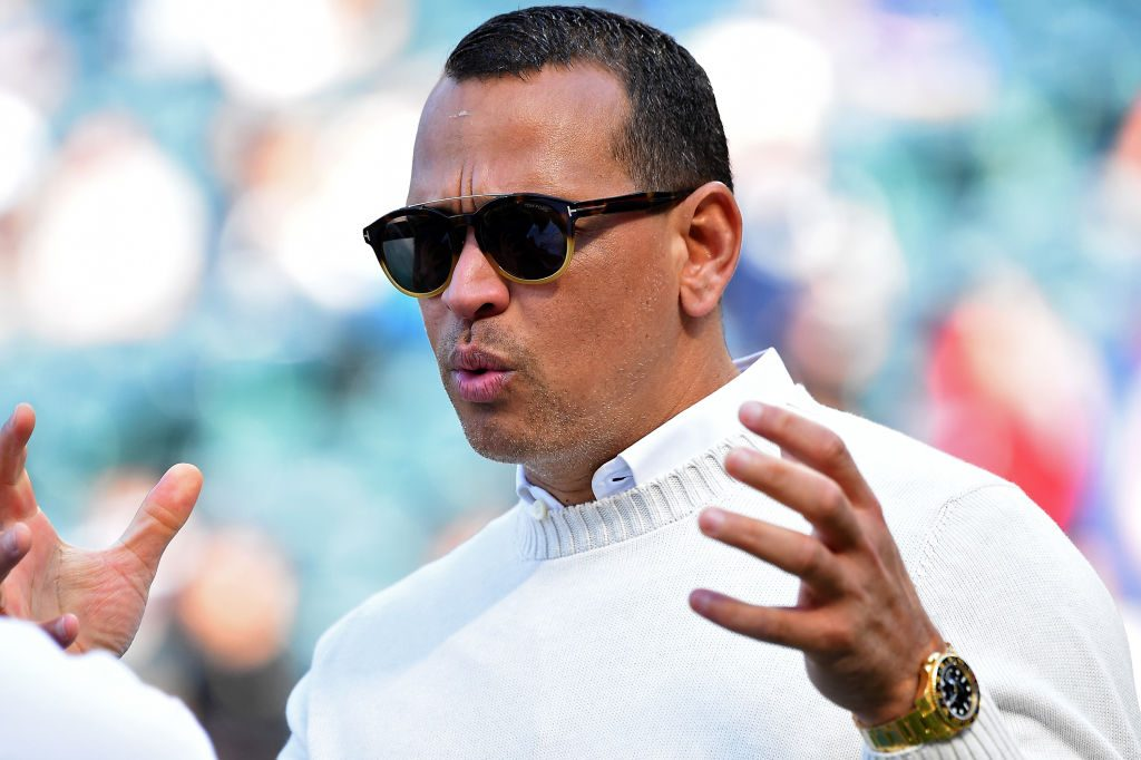 Alex Rodriguez |  Jayne Kamin-Oncea/Getty Images