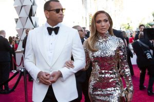 Who Accused Alex Rodriguez of Cheating on Fiancee Jennifer Lopez?